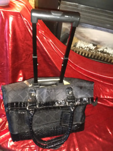 Firelli Telescopic Travelling bag with wheels