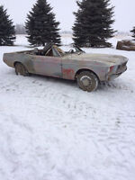1968 Mustang for parts