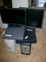 Buy Non Working Laptops, Computers and LCD Monitors