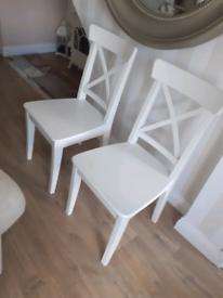 IKEA Dining Chairs x 2