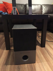 Altec Lansing VS4121 Home Audio PC Computer AUX Powered Speaker