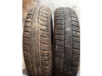 Job lot of Tyres for sale