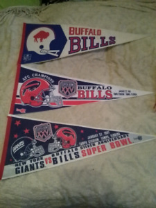 Collector nfl pennants