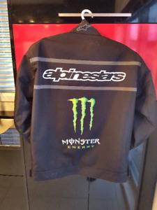 Veste de moto- Alpinestar Monster édition-Large