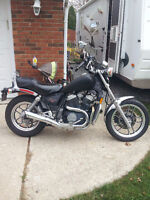 1984 honda shadow