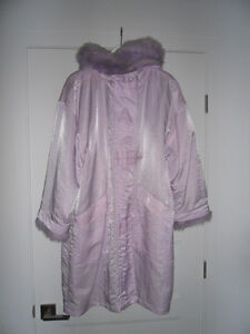 BEAUTIFUL LINDA LUNDSTROM LAPARKA WOOL COAT FOR SALE West Island Greater Montréal image 1