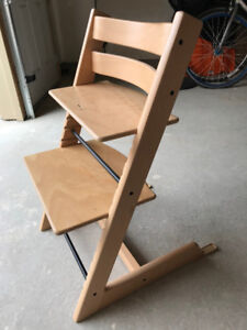 Stokke Tripp Trapp high chair - gently used
