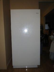 12.5 CF Upright Freezer