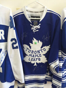 NHL Autographed Jerseys For Sale