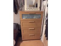 URGENT--Dresser for sale, must be gone by Saturday!