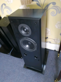 Audio Note AX2 kit speakers vintage | in Grimsby, Lincolnshire | Gumtree