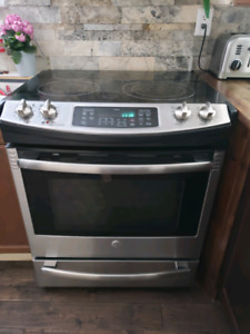 GE Profile Convection Oven - Electric