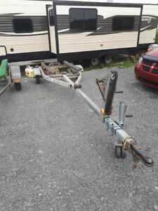 2 Boat Trailers