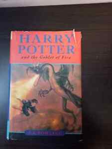 Harry Potter and the Goblet of Fire Kitchener / Waterloo Kitchener Area image 1