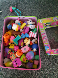Job lot of Shopkins