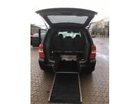 Kia Sedona wheelchair access mobility fully loaded