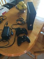 X Box 360 for sale-7 Games included
