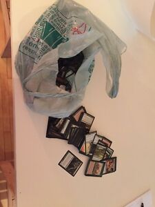 Big bag of Magic Cards