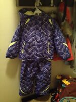 Columbia snowsuit 3T
