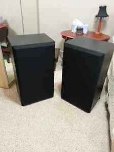 Set of 2 Acoustic Audio H-CD12 3 Way Speakers for Sale!!!!