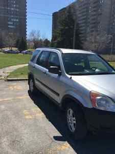 Honda Crv in excellent condition, automatic 4*4