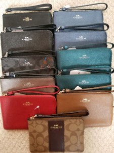 BRAND NEW AUTHENTIC WITH TAGS COACH WRISTLETS