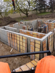 Concrete Foundation Contractor