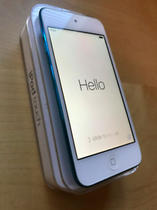 Apple iPod Touch 16 GB Blue (5th Generation)