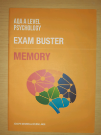 Psychology A-level Exam Busters by Tutor2u