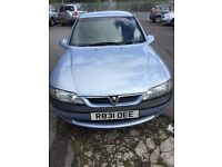Vauxhall vectra 1.8 automatic