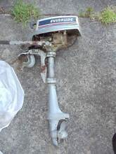 Evinrude 2HP Outboard Motor Pacific Pines Gold Coast City Preview