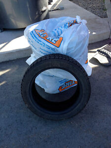 215/50R17 TBC Artic TXI 91T Winter Tire Set