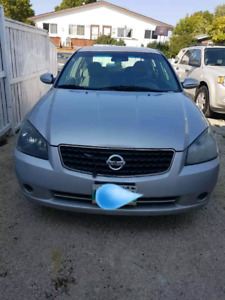 2006 NISSAN ALTIMA 2.5S SAFETED