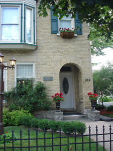 Heritage Home Main suite,DT London,East Woodfield area