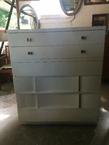 6 Drawer Tall Boy Dresser