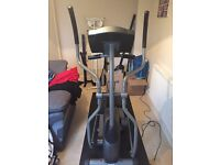 folding cross trainer andes 200