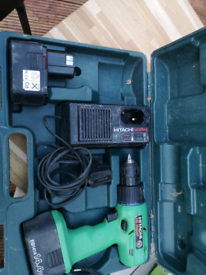 Hitachi cordless drill spares or repair faulty batteries