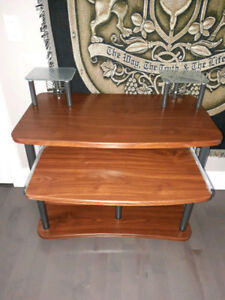 COMPUTER,COFFEE & END TABLE,DRESSER,DESK,NIGHT & DISPLAY STAND++