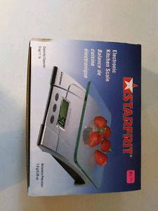 Kitchen Scale, electronic