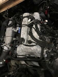 Nissan Silvia s14 engine only non turbo