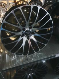 "Alloy wheels 19"" fits bmw 3 4 5 6 7 transporter"
