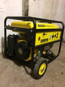6500-5500 Champion Generator