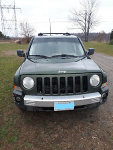 2007 Jeep Patriot Limited *Great Deal**Only $1100*