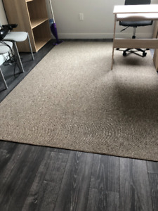 Selling barely used carpet