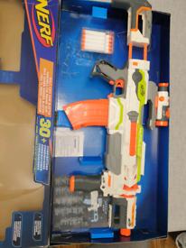 Nerf Modulus ECS-10 N-Strike, Nerf Gun