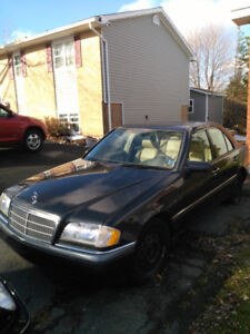 1994 Mercedes c280 for sale