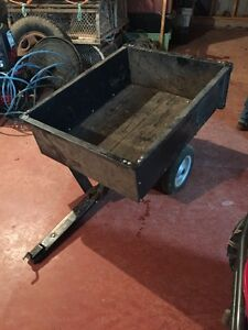 Lawnmower Trailer
