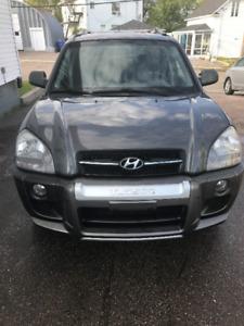 2007 Hyundai Tucson Viva