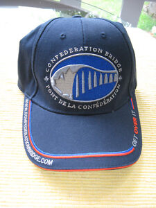 NEW CONFEDERATION BRIDGE BASEBALL HAT,ONE SIZE FITS ALL