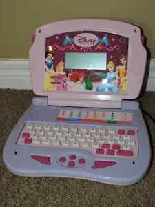Disney Princess Laptop